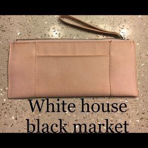 White House Black Market wristlet
